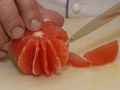 Grapefruit - kivágjuk a kesernyét